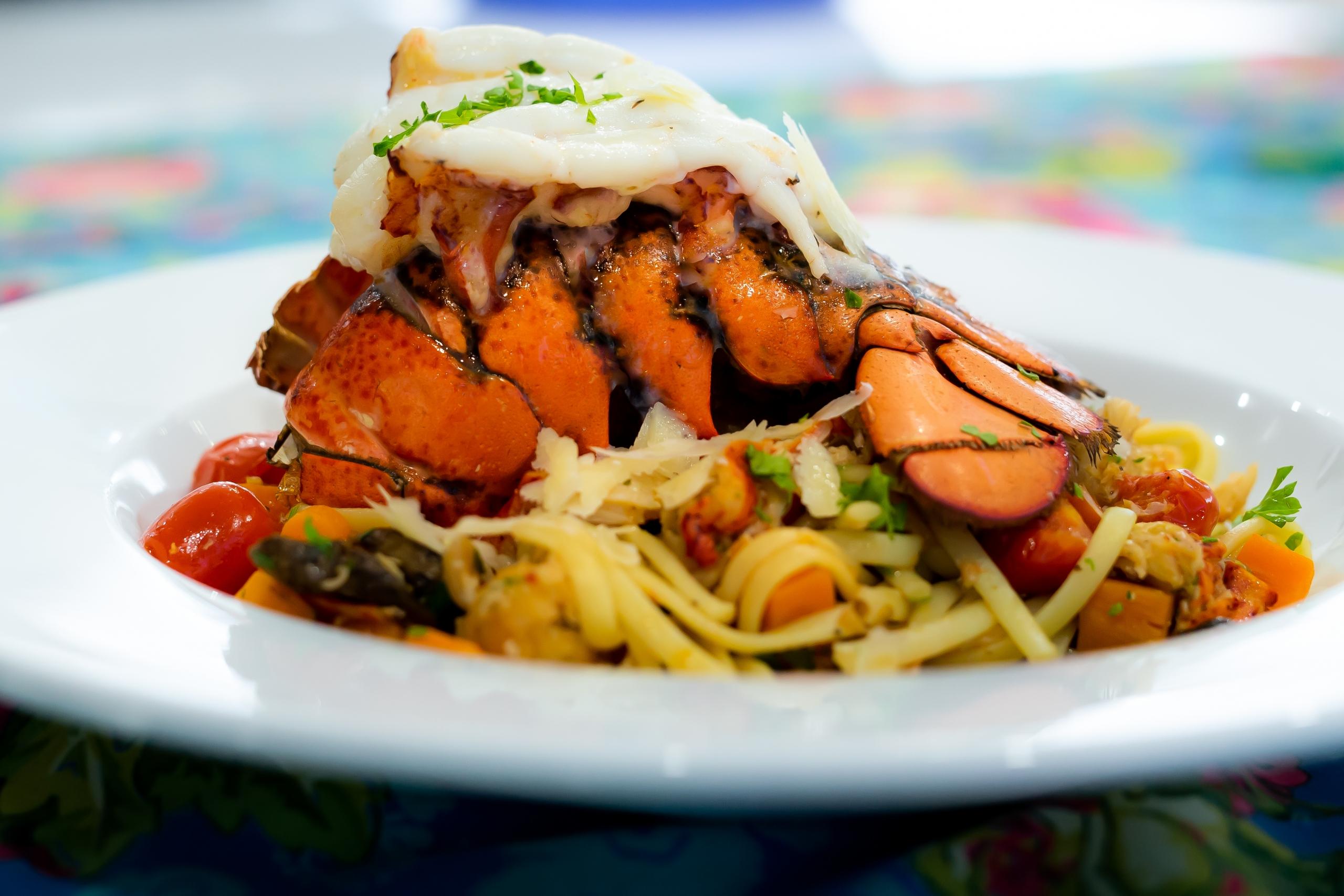 Lobster Linquine